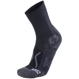 UYN Trekking Outdoor Expl**** Socks Men Black/Anthracite